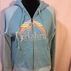 American eagle vintage zip up hoodie